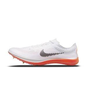Шиповки для бега на средние и длинные дистанции ZoomX Dragonfly - Белый Nike