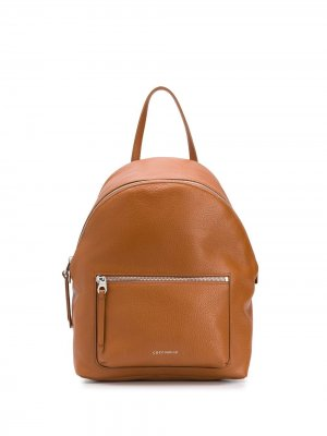 Рюкзак Alix с логотипом Coccinelle. Цвет: коричневый