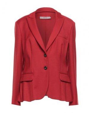 Пиджак REDValentino. Цвет: красный