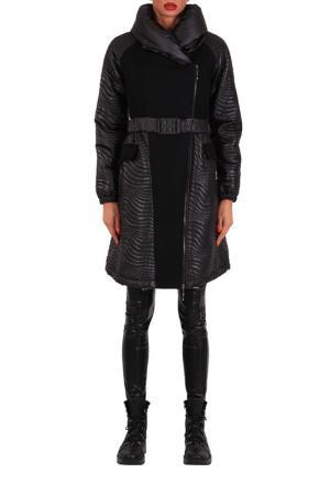Coat JUNONA. Цвет: black