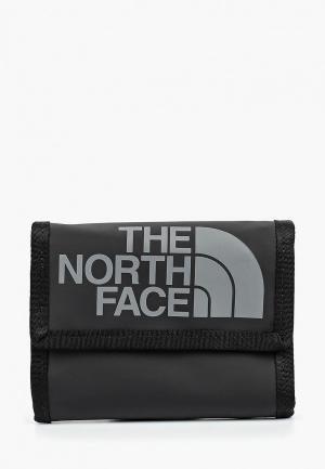 Кошелек The North Face BASE CAMP WALLET. Цвет: черный