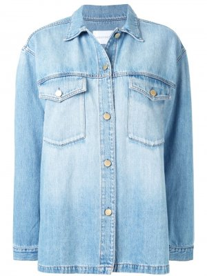 Джинсовая куртка-рубашка Archer Nobody Denim