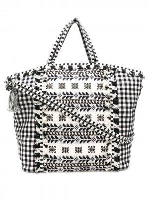 Пляжная сумка Oana Dodo Bar Or. Цвет: черный