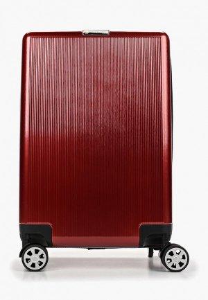Чемодан Sunvoyage 42 л (S). Цвет: бордовый