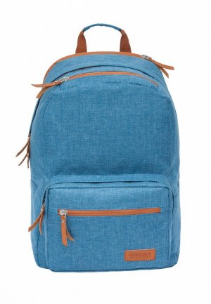 Рюкзак Grizzly. Цвет: голубой
