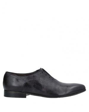 Обувь на шнурках JP/DAVID. Цвет: черный
