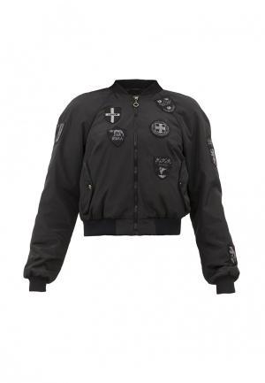 Куртка Pavel Yerokin. Цвет: черный