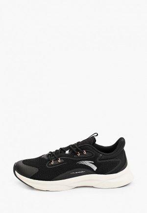 Кроссовки Anta Running. Цвет: черный