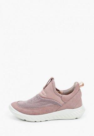 Кроссовки Ecco SP.1 LITE. Цвет: розовый