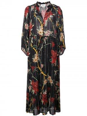 Платье Patty с цветочным принтом Ba&Sh
