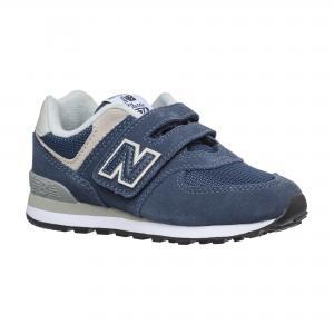 Кроссовки NB574 New Balance. Цвет: черный, зеленый
