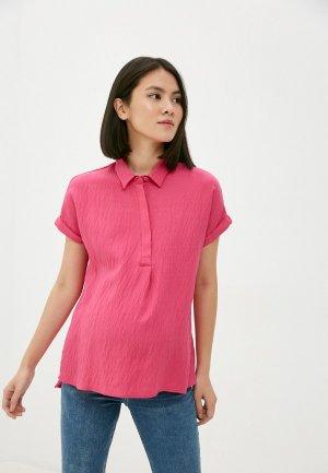 Блуза LC Waikiki. Цвет: бордовый