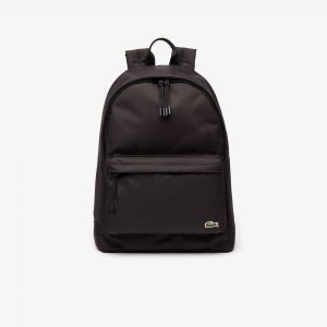 Рюкзак NEOCROC Lacoste. Цвет: серый