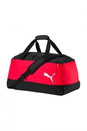 Сумка Pro Training II Medium Puma. Цвет: красный