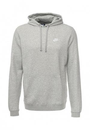 Худи Nike MENS SPORTSWEAR HOODIE. Цвет: серый
