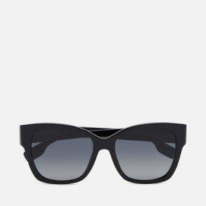 Солнцезащитные очки Ruth Polarized Burberry. Цвет: чёрный