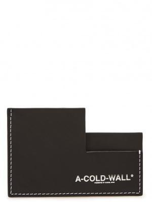Визитница A COLD WALL. Цвет: черный