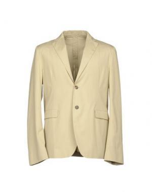 Пиджак ACNE STUDIOS. Цвет: песочный
