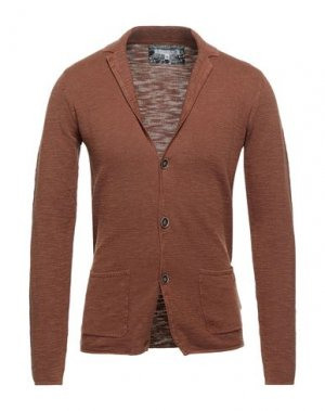 Пиджак BL.11 BLOCK ELEVEN. Цвет: коричневый