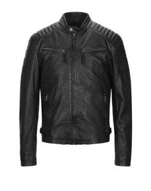 Куртка GIPSY. Цвет: черный