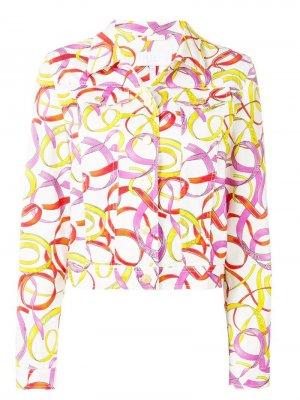 Классическая джинсовая куртка Escada Sport