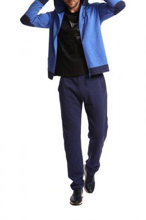 Куртка спортивная Kanzler. Цвет: голубой