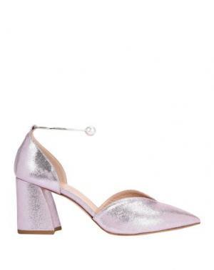 Туфли LE DANGEROUGE. Цвет: розовый