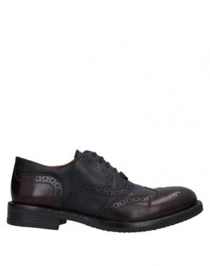 Обувь на шнурках AMBITIOUS. Цвет: баклажанный