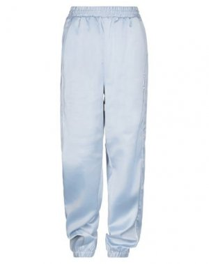 Повседневные брюки HUMMEL. Цвет: небесно-голубой