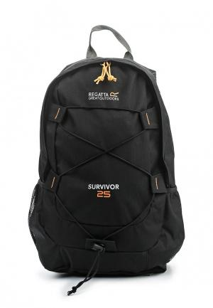 Рюкзак Regatta Survivor III 25L. Цвет: черный