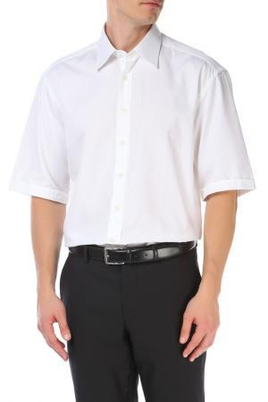 Сорочка Canali. Цвет: белый