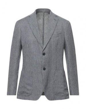 Пиджак BROOKSFIELD. Цвет: серый