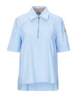 Pубашка DONNAVVENTURA by ALVIERO MARTINI 1a CLASSE. Цвет: небесно-голубой