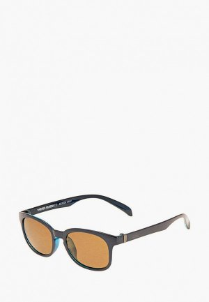 Очки солнцезащитные MR. Цвет: синий