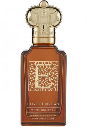 Духи E Masculine Clive Christian. Цвет: бесцветный