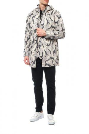 Куртка Herno. Цвет: зеленый