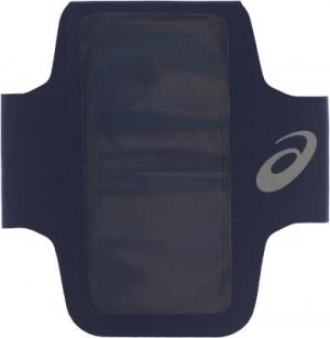 Чехол на руку для смартфона ASICS. Цвет: синий