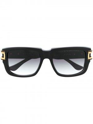 Солнцезащитные очки Grandmaster-Two Limited Dita Eyewear. Цвет: черный