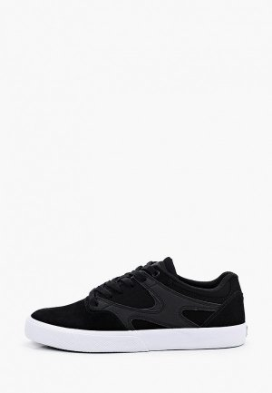 Кеды DC Shoes KALIS VULC S M SHOE XKKW. Цвет: черный