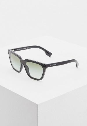 Очки солнцезащитные Burberry BE4279 30018E. Цвет: черный