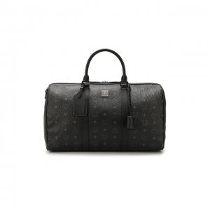 Дорожная сумка Traveler medium MCM. Цвет: чёрный