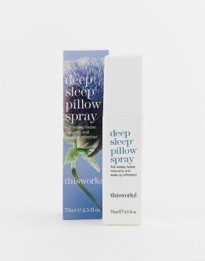 Спрей для подушки This Works Deep Sleep Pillow Spray, 75 мл-Бесцветный