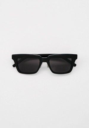 Очки солнцезащитные Kenzo KZ 40118F. Цвет: черный