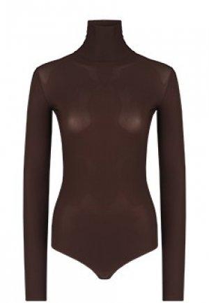 Боди MM6. Цвет: коричневый