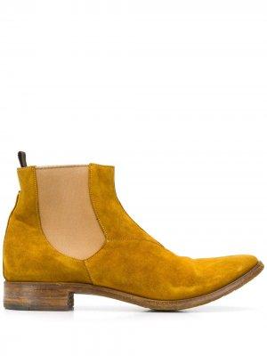 Ботинки челси Premiata. Цвет: нейтральные цвета