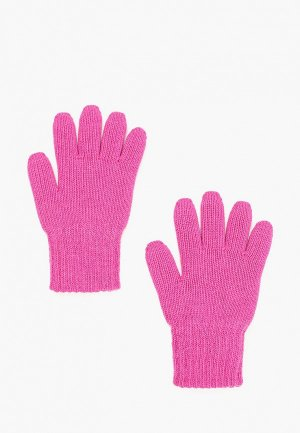 Перчатки Aleksa. Цвет: розовый