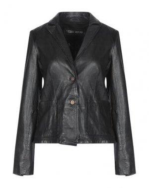Пиджак FREAKY NATION. Цвет: черный