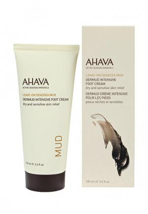 Крем для ног Ahava Deadsea Mud Активный dermud 100 мл