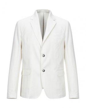 Пиджак HAMAKI-HO. Цвет: белый