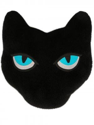 Подушка Baby Panther ZZERO BY SONGZIO. Цвет: черный